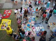 Nossa terceira feira de troca de brinquedos em Salvador