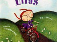 """""""Lilás, uma menina diferente"""", livro de Mary E. Whitcomb"""