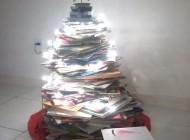 Uma árvore de magia!