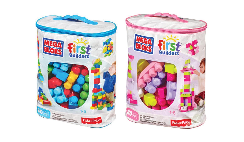 """Tradicionalmente neutros, brinquedos como blocos de montar agora existem """"versão para meninas"""" e """"versão para meninos"""""""