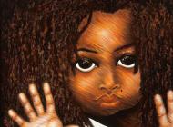 Criança de cabelo alisado: continuamos a fazer tudo errado!