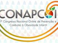 O Milc no 1º Congresso Nacional Online sobre Prevenção e Combate a Obesidade Infantil