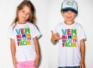 Uma camiseta, uma criança e a infância ignorada