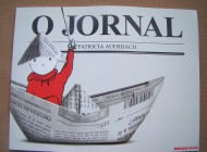 'O jornal' e 'O lenço', de Patricia Auerbach | sorteio