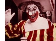 Ronald McDonald em hospitais